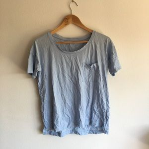 Old navy boyfriend short sleeve tee shirt top